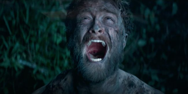 Daniel Radcliffe nhin ăn 2 ngày liền trong những cảnh quay cuối cùng