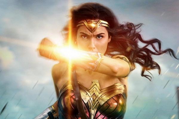 Gal Gadot trong bom tấn Wonder Woman
