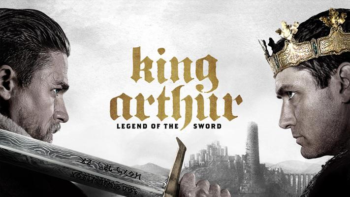 Huyền thoại vua Arthur gồm dàn diễn viên quyến rũ nhất hành tinh