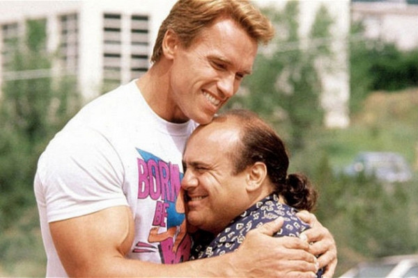 Nam diễn viên Arnold Schwarzenegger
