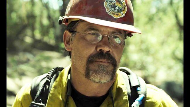 Eric - bố già của đội cứu hỏa đặc nhiệm