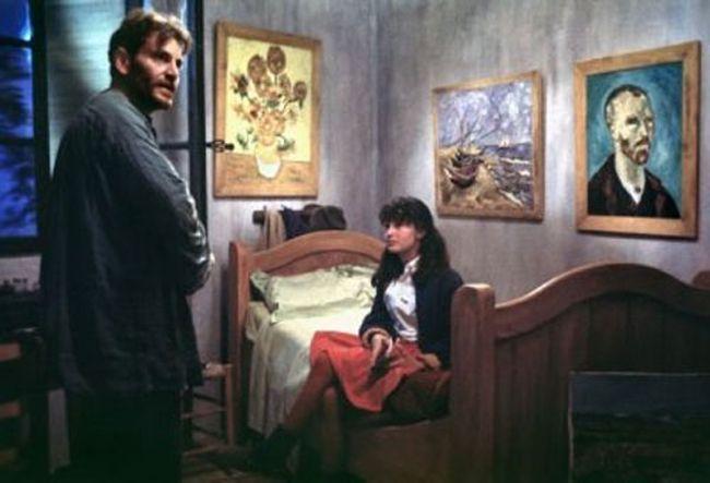 Vincent and Me có dự tham gia của một diễn viên đã từng gặp Van Gogh ngoài đời