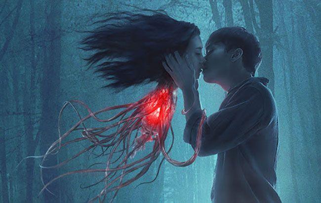 Nụ hôn ma quái