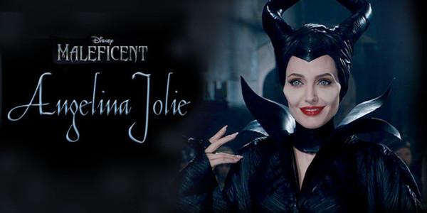 Angelina Jolie - phù thủy đẹp nhất mọi thời đại