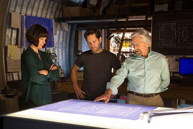Phần 2 bộ phim sẽ tiết lộ bí mật về gia đình tiến sĩ Hank Pym