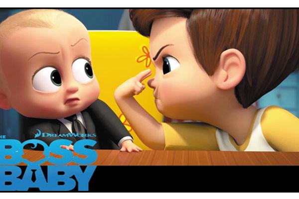 Nhóc Trùm đáng yêu không hề kém cạnh Baby Groot