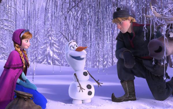 Anh chàng người tuyết Olaf sẽ có bạn gái