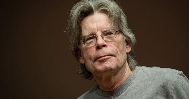 Stephen King - Nhà văn gạo cội dòng phim kinh dị