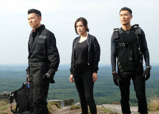 Bộ phim quy tụ dàn sao thực lực nhất Hoa ngữ