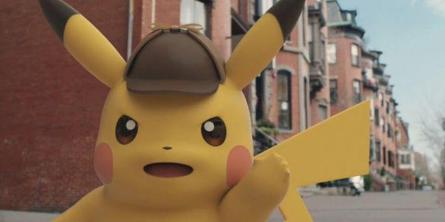 Tạo hình của Pokemon trong phim mới