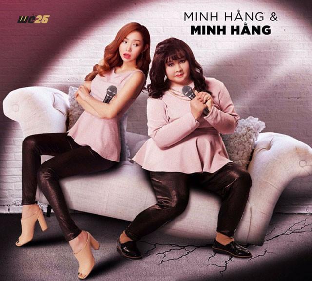 Sắc đẹp ngàn cân - bộ phim có tạo hình nhân vật xấu xí dành cho Minh Hằng