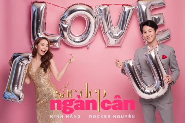 Minh Hằng và Rocker Nguyễn - hai diễn viên chính trong phim