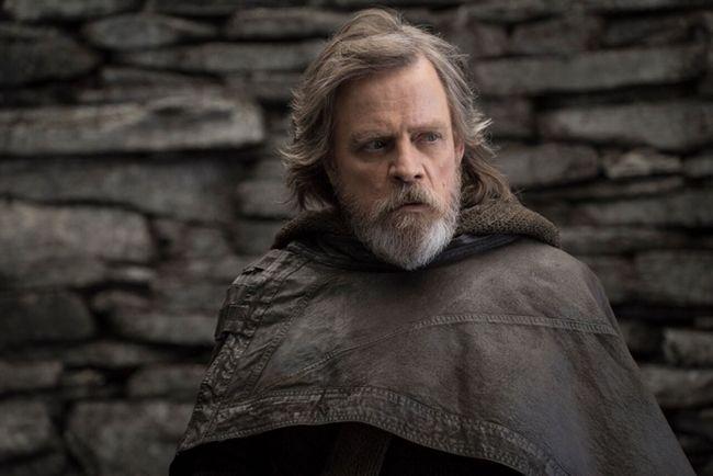 Nhân vật Luke quen thuộc