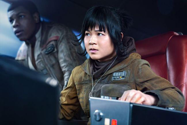 Nữ diễn viên Kelly Trần trong phim