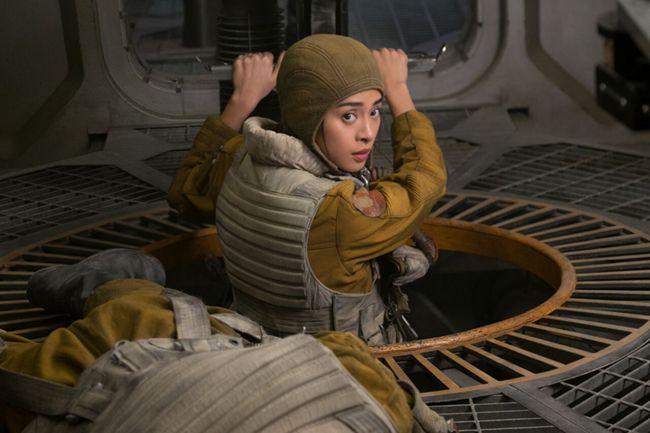 Ngô Thanh Vân trong vai Paige Tico