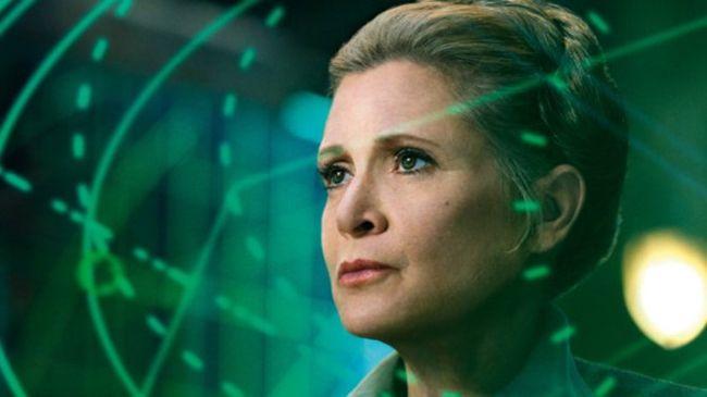 Star Wars 9 là bộ phim tôn vinh công chúa Leia