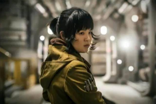 Nữ diễn viên gốc Việt trong phim Marie Tran