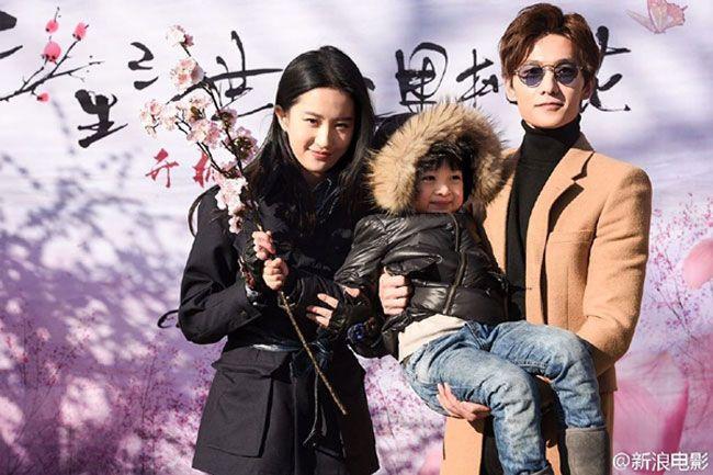 Quy tụ dàn diễn viên có chỉ số nhan sắc cao nhất nhì giới nghệ sỹ Trung Quốc