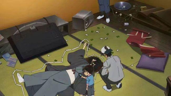Thêm một vụ thảm sát mà Conan và nhóm bạn phải đối mặt