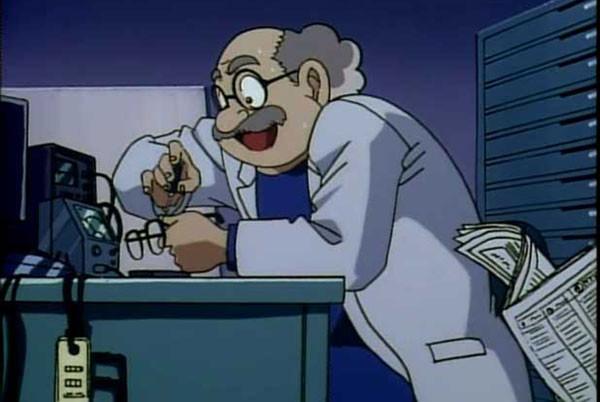 Dự đoán tiến sĩ Asaga là ông trùm liệu có chính xác?