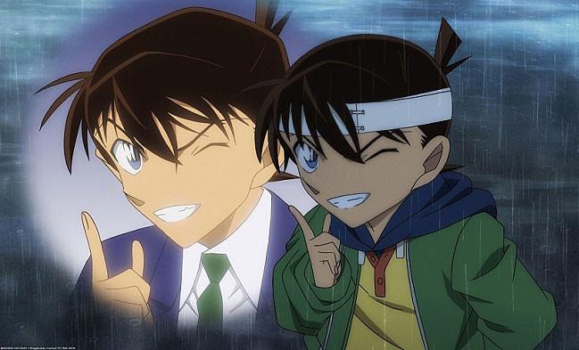 Liệu trong Thám tử lừng danh Conan: Ngày thám tử bị teo nhỏ có tiết lộ thông tin về ông trùm tổ chức áo đen