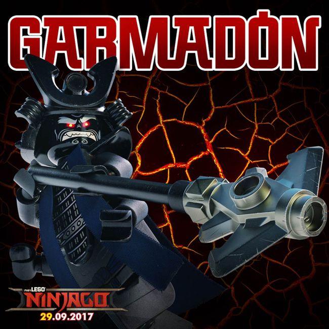 Tên bạo chúa Garmadon