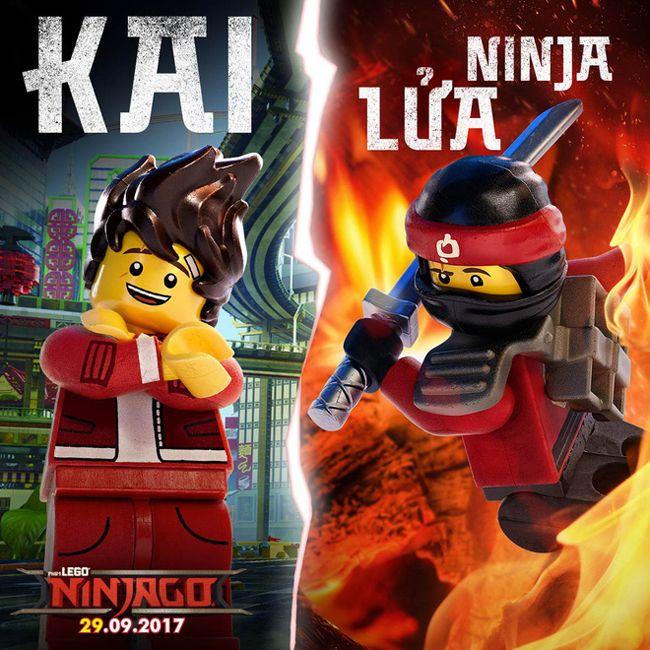 Ninja lửa đầy nhiệt huyết