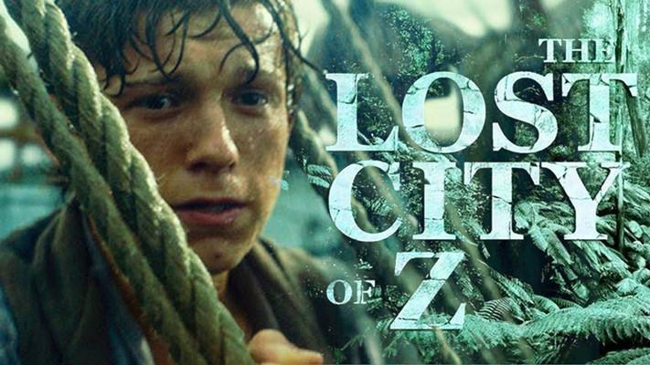 Khán giả vô cùng chờ đón The Lost city of Z