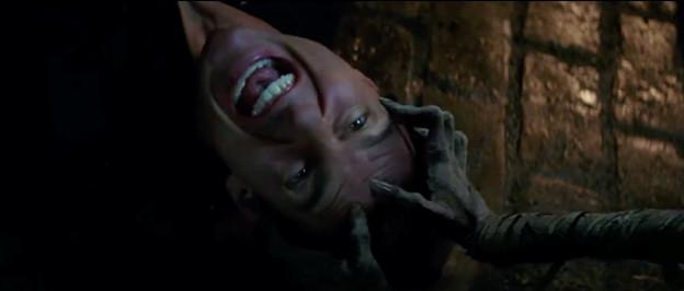 Hình ảnh kinh dị trong The Mummy