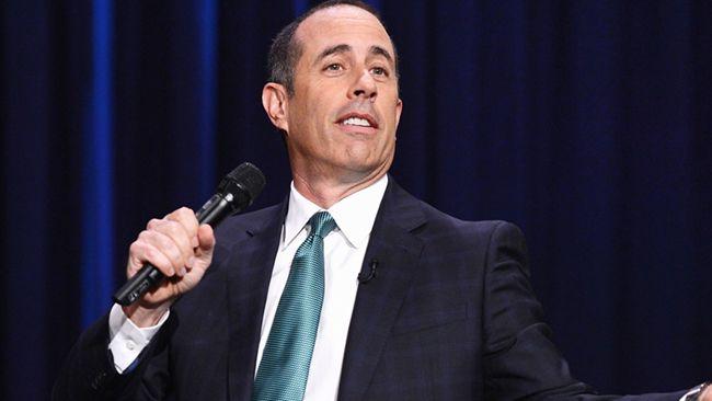 Jerry Seinfeld là nam diễn viên giàu nhất Hollywood