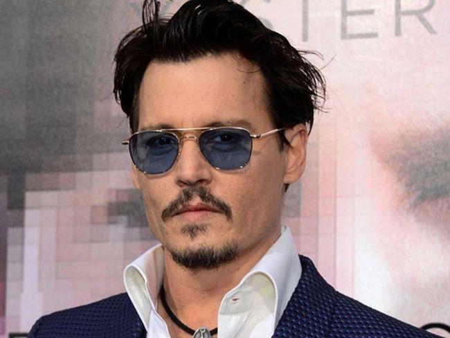 Johnny Depp đứng số 5 trong danh sách