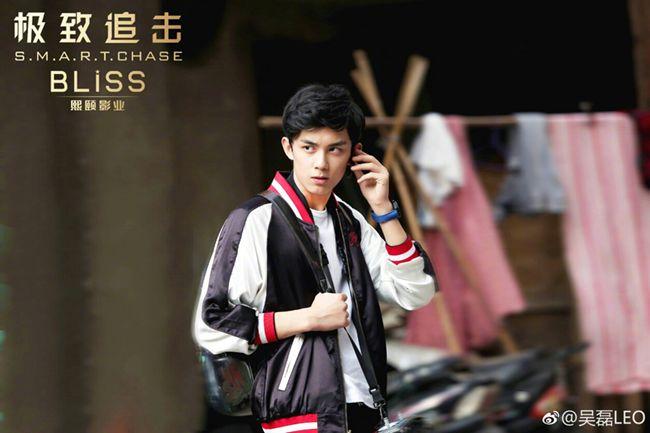 Ngô Lỗi là một trong những diễn viên trẻ có tương lai xán lạn