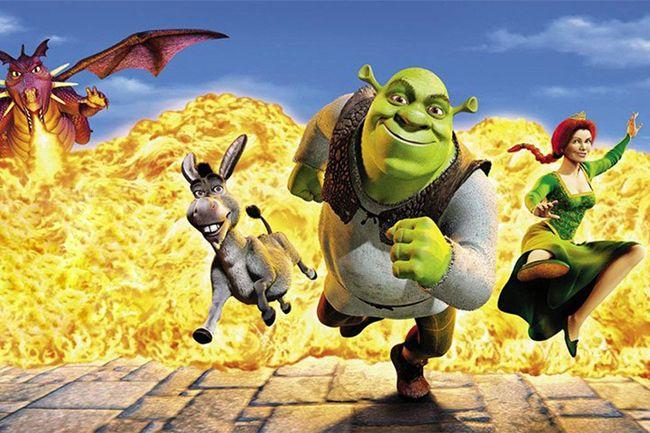 Shrek 2 đầy hấp dẫn nhưng cũng không tránh khỏi lệnh cấm chiếu của Israel