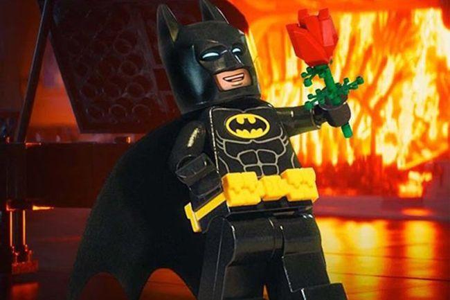 The Lego Batman được đánh giá 91% trên Tomatoes