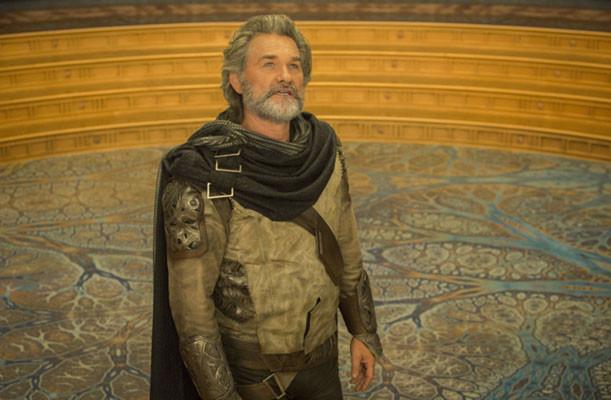 Kurt Russell đảm nhiệm vai Ego trong Vệ binh dải ngân hà 2