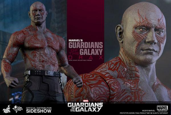 Drax chứa đựng sức mạnh phi thường để tiêu diệt Thanos