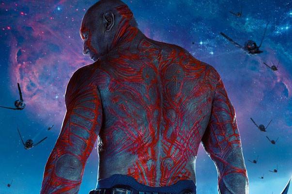 Drax - Chiến binh dũng mãnh của đoàn vệ binh