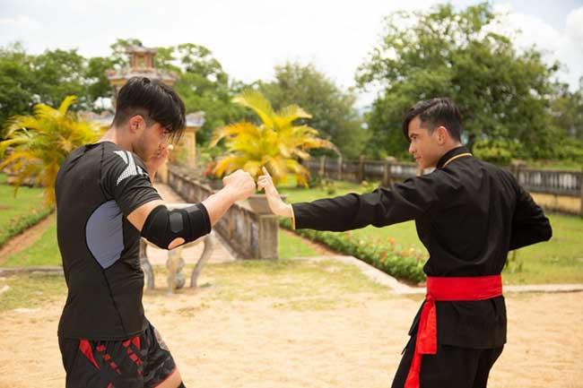 Những pha võ thuật được đầu tư cực kỳ đẹp mắt