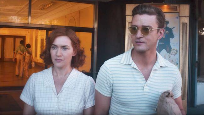 Justin Timberlake và Kate Winsle trong phim