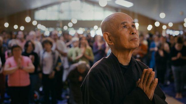 Thiền sư Thích Nhất Hạnh - nhà lãnh đạo Phật giáo có tầm ảnh hưởng lớn tại phương Tây