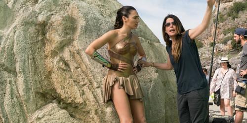 Hậu trường phim Wonder Woman