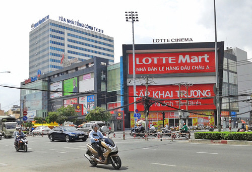 what to do near Tan Son Nhat airport- cinema