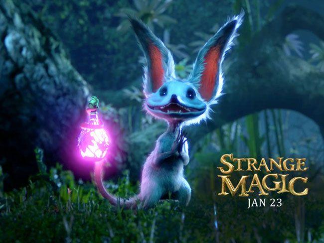 Strange Magic - một bộ phim gây thất vọng của Disney