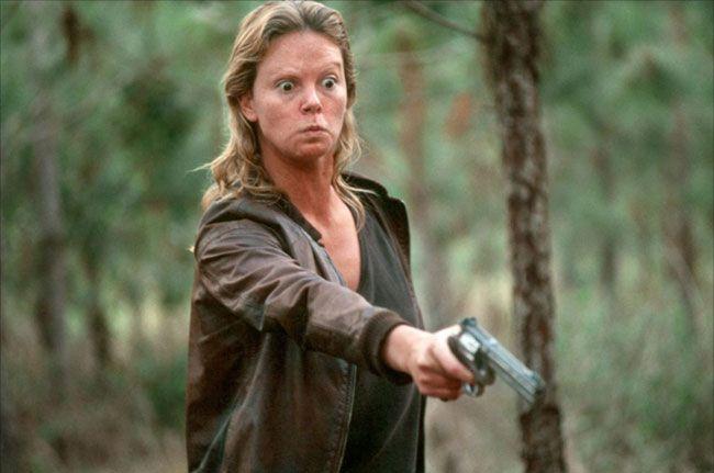 Vai diễn đã mang về cho Charlize Theron giải Oscar cho hạng mục Nữ diễn viên chính xuất sắc nhất trong phim Monster