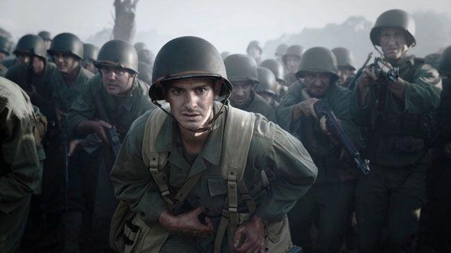 Hacksaw Ridge lọt top những bộ phim về chiến tranh thế giới thứ 2 đáng xem nhất