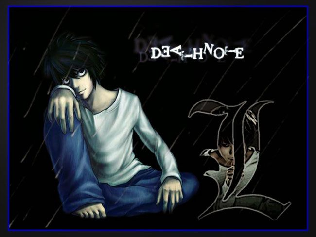 L trong Death Note