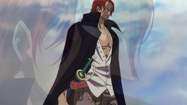 Shanks trong One Piece