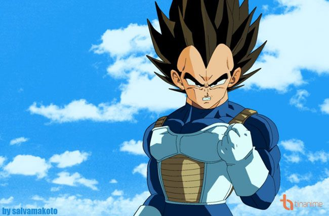 Vegeta trong Dragon Ball