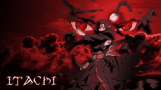 Itachi Uchiha trong Naruto