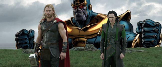 Thor đầy hài hước